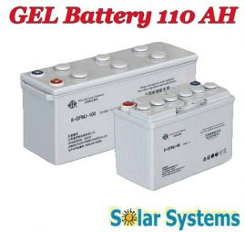 Battery Gel 110AH
