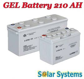 Battery Gel 210AH